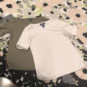 Boat neck shirts bundle